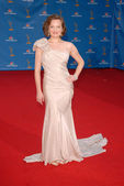 Elisabeth Moss at the 62nd Annual Primetime Emmy Awards, Nokia Theater, Los Angeles, CA. 08-29-10 — Stock Photo