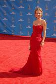 Jessalyn gilsig bei der 62nd annual primetime emmy awards, nokia theater, los angeles, ca. 29.08.10 — Stockfoto