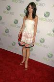 阿比盖尔斯宾塞在好莱坞外国记者协会和照片小姐金色截止 2013年方、 cecconis、 洛杉矶、 ca 12/11/29 — 图库照片