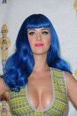Katy Perry at the 2010 MTV Movie Awards - Press Room, Gibson Amphitheatre, Universal City, CA. 06-06-10 — Stock Photo