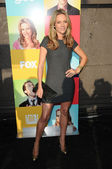 Jessalyn Gilsig at the 'Glee' Academy Event, Henry Fonda Theater, Hollywood, CA. 07-27-10 — Zdjęcie stockowe