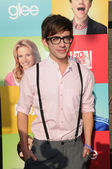 Kevin McHale at the 'Glee' Academy Event, Henry Fonda Theater, Hollywood, CA. 07-27-10 — Stock fotografie