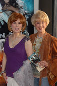 Kat Kramer and Karen Kramer at the Jonah Hex Los Angeles Premiere, Cinerama Dome, Hollywood, CA. 06-17-10 — Stock Photo