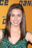 Kathryn mccormick en el así que crees que puedes bailar fiesta de estreno temporada 7, el salón trousdale, west hollywood, ca. 27/05/10 — Foto de Stock