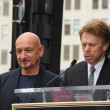 Stock Photo: Sir Ben Kingsley, Jerry Bruckheimer