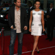 Постер, плакат: Kate Beckinsale and husband Len Wiseman at the Going The Distance Los Angeles Premiere Chinese Theater Hollywood CA 08 23 10