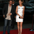 Kate Beckinsale and Len Wiseman — Stock Photo #14784107