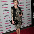 Kelly Osbourne  at Nylon Magazine and Express Present The Denim Issue Party, The London, Los Angeles, CA. 08-10-10 - Stock Photo