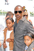 "Eddie Murphy at the ""Shrek Forever After"" Los Angeles Premiere, Gibson Amphitheater, Universal City, CA. 05-16-10 — Stock Photo"