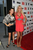 Alicia arden et mary carey — Photo