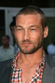 Andy Whitfield — Foto Stock