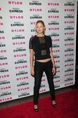 Estella Warren at Nylon Magazine and Express Present The Denim Issue Party, The London, Los Angeles, CA. 08-10-10 — Stock Photo