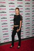 Estella Warren at Nylon Magazine and Express Present The Denim Issue Party, The London, Los Angeles, CA. 08-10-10 — Stockfoto