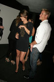 Jessica Stroup and Trevor Donovan at the 9.02.10 Celebration Event At The Taste Of Beverly Hills, Private Location, Beverly Hills, CA. 09-02-10 — Stock Photo