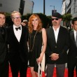 Постер, плакат: Tory Belleci Adam Savage Kari Byron Jamie Hyneman and Grant Imahara