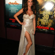 "Kelly Brook at the ""Piranha 3D"" Los Angeles Premiere, Chinese 6. Hollywood, CA. 08-18-10 — Stock Photo"