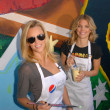 ������, ������: Jenny McCarthy and AnnaLynne McCord at the Pepsi Refresh Project at MLB All Star 2010 El Salvadior Community Center Santa Ana CA 07 13 10