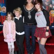 Marcia Gay Harden with children — Stock Photo #14799717
