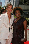 Alex Sykes and Wanda Sykes at the 2010 Primetime Creative Arts Emmy Awards, Nokia Theater L.A. Live, Los Angeles, CA. 08-21-10 — Stock Photo
