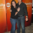Stock Photo: Holly Marie Combs and Chad Lowe at Disney ABC Television Group Summer Press Junket, ABC Studios, Burbank, CA. 05-15-10