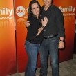 Stock Photo: Holly Marie Combs and Chad Lowe