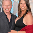 Neal McDonough and wife — Stock Photo #14984955