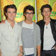 Stock Photo: Kevin Jonas, Joe Jonas and Nick Jonas
