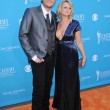 Stock Photo: Blake Shelton and Miranda Lambert