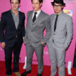 Постер, плакат: Kevin Jonas Nick Jonas and Joe Jonas