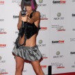 Stock Photo: Bai Ling at Game Stop and XBOX 360 Premiere