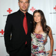 Josh Duhamel and Stacy Ferguson — Foto de Stock