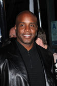 """Barry Bonds at the """"Death at a Funeral"""" World Premiere, Arclight, Hollywood, CA. 04-12-10 — Stock Photo"""
