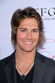"James Maslow at the Eva Longoria Parker Fragrance Launch Party For ""Eva,"" Beso, Hollywood, CA. 04-27-10 — Stock Photo"