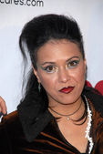 Annabella Lwin — Stock Photo