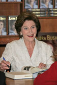 Laura Bush — Stock Photo