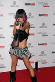 Bai Ling at the Game Stop and XBOX 360 Premiere — Stock Photo