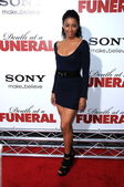 """Ciara at the """"Death at a Funeral World Premiere, Arclight, Hollywood, CA. 04-12-10 — Stock Photo"""