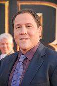 "Jon Favreau at the ""Iron Man 2"" World Premiere, El Capitan Theater, Hollywood, CA. 04-26-10 — Stock Photo"
