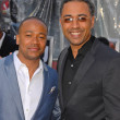 Columbus Short and Sylvain White — Stock Photo #14991289