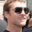 Постер, плакат: Sam Worthington at the Russell Crowe star ceremony