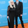 Постер, плакат: Randy Travis and Wife Elizabeth