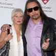 Ace Frehley  at the 6th Annual Musicares MAP Fund Bevefit Concert celebrating women in recovery, Club Nokia, Los Angeles, CA. 05-07-10 — Stock Photo