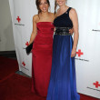 Vanessa Lengies and Christina Moore - Stock Photo