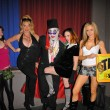 Doc Mock, Shelley Michelle, Count Smokula, Paula Labaredas and the Troma Crew - Stock Photo