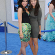 Demi Lovato and Chloe Bridges - Stockfoto
