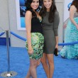 Demi Lovato and Chloe Bridges - Stok fotoğraf