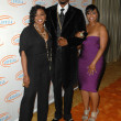 Постер, плакат: Snoop Dogg with Wife Shante Broadus and her Sister