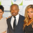 Halle Berry, Jamie Foxx and Leona Lewis - Stockfoto