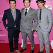 Kevin Jonas, Nick Jonas and Joe Jonas  at the 12th Annual Young Hollywood Awards, Wilshire Ebell Theater, Los Angeles, CA. 05-13-10 - Stok fotoğraf