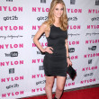 Kelly Kruger  at the NYLON Magazines May Issue Young Hollywood Launch Party, Roosevelt Hotel, Hollywood, CA. 05-12-10 - Stok fotoğraf